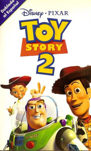 Toy Story 2 901x1499