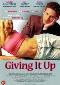 Giving It Up poster