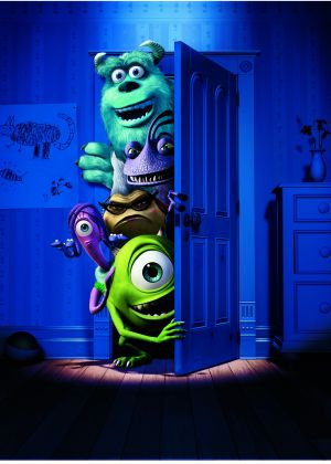 Monsters, Inc. 2143x3000