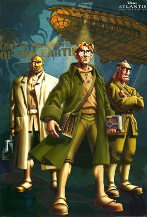 Atlantis - Das Geheimnis der verlorenen Stadt 1357x2000
