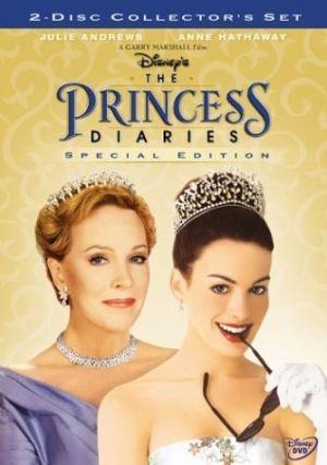 The Princess Diaries 334x475
