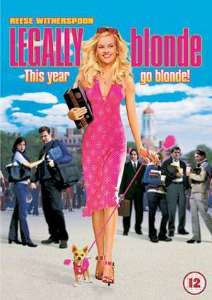 Legally Blonde 504x713
