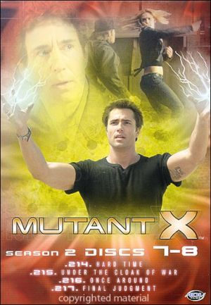 Mutant X 380x548