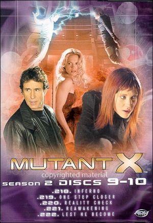 Mutant X 380x553