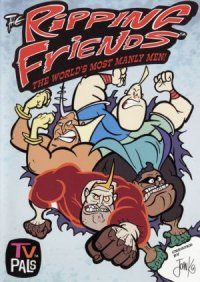 The Ripping Friends poster