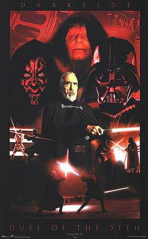 Star Wars: Episodio II - El ataque de los clones 465x750