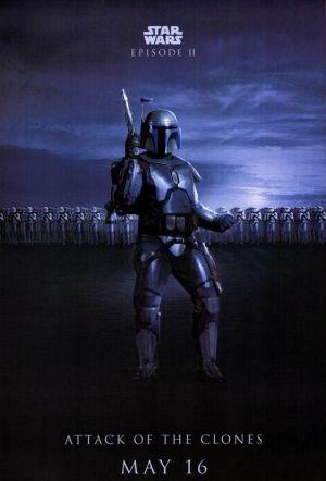 Star Wars: Episodio II - El ataque de los clones 562x828