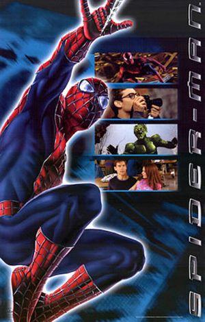 Spider-Man 415x650