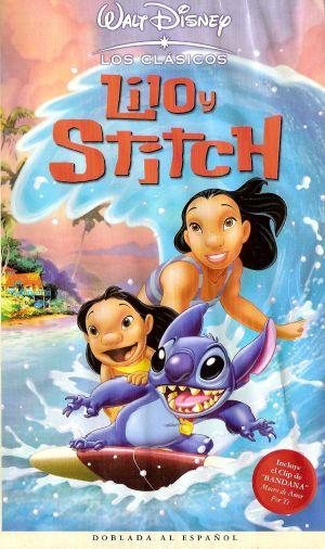 Lilo & Stitch 891x1504