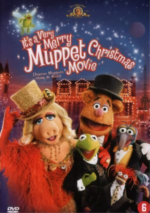 It's a Very Merry Muppet Christmas Movie 705x1000