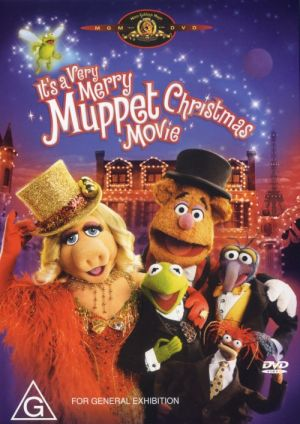 It's a Very Merry Muppet Christmas Movie 500x707