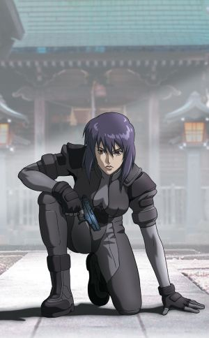 Ghost in the Shell - Stand Alone Complex 1800x2902