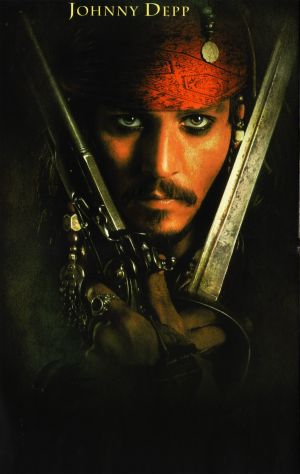 Pirates of the Caribbean: The Curse of the Black Pearl 1497x2365