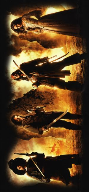 Pirates of the Caribbean: The Curse of the Black Pearl 1271x2749