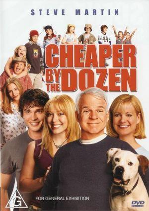 Cheaper by the Dozen 500x709