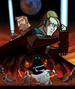 Star Wars: Clone Wars 1200x1433