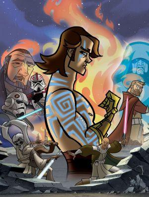 Star Wars: Clone Wars 1200x1578