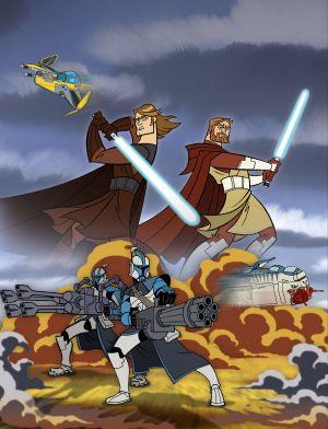 Star Wars: Clone Wars 1200x1566