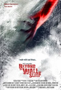 Beyond the Wall of Sleep poster