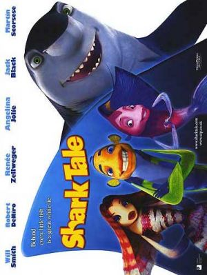 Shark Tale 376x500