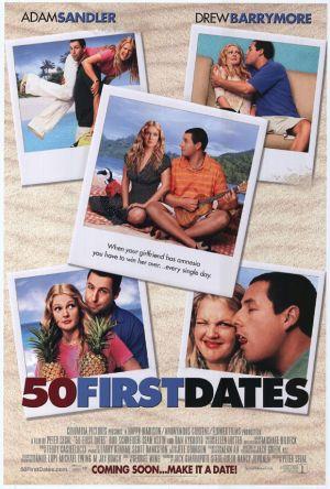50 First Dates 580x858