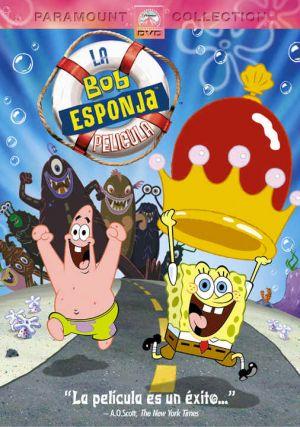 The SpongeBob SquarePants Movie 506x720