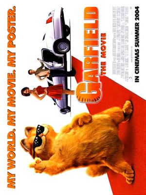 Garfield 563x750