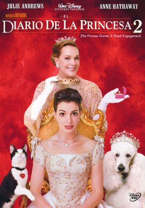 The Princess Diaries 2: Royal Engagement 1014x1445