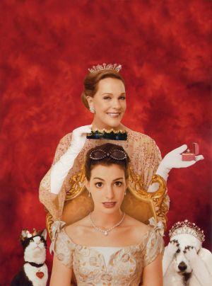 The Princess Diaries 2: Royal Engagement 1384x1864