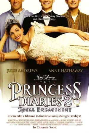 The Princess Diaries 2: Royal Engagement 400x594