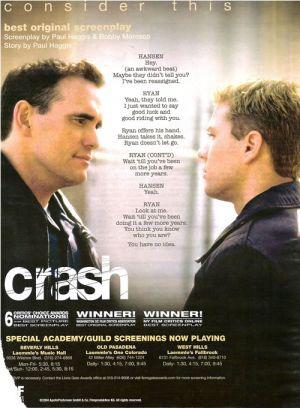 Crash 500x680