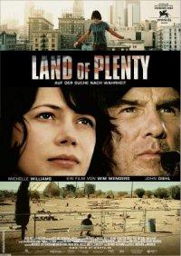 Land of Plenty poster