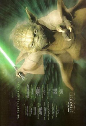 Star Wars: Episodio III - La venganza de los Sith 687x1000