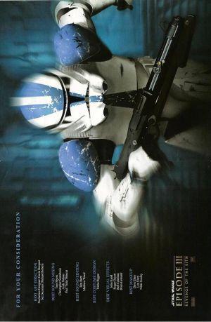 Star Wars: Episodio III - La venganza de los Sith 653x1000