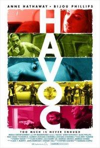 Havoc - Fuori controllo poster