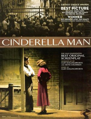 Cinderella Man 500x650
