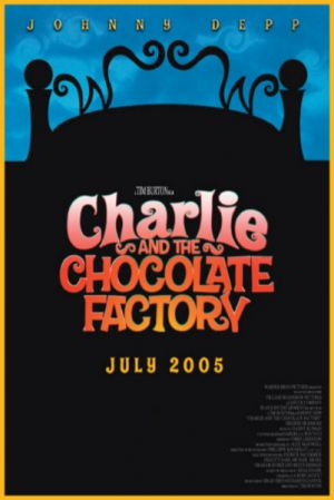 Charlie and the Chocolate Factory 401x600
