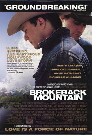 Brokeback Mountain 580x849
