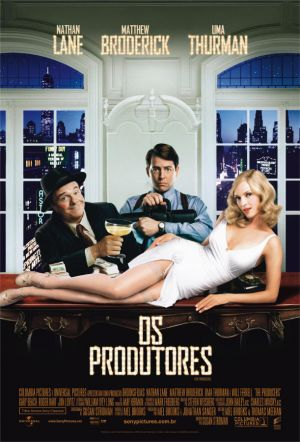 The Producers 611x900