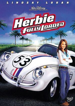 Herbie Fully Loaded - Ein toller Käfer startet durch 989x1400