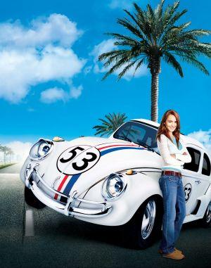 Herbie Fully Loaded - Ein toller Käfer startet durch 1802x2288