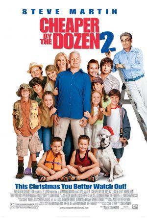 Cheaper by the Dozen 2 2393x3550