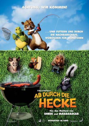 Over the Hedge 990x1401