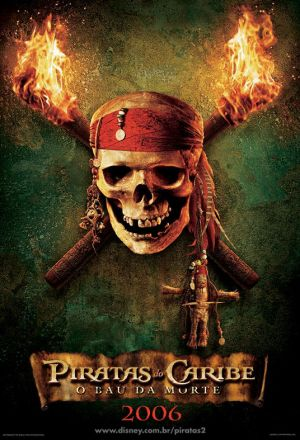 Pirates of the Caribbean: Dead Man's Chest 536x787