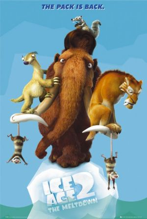 Ice Age 2 - Jetzt taut's 480x717