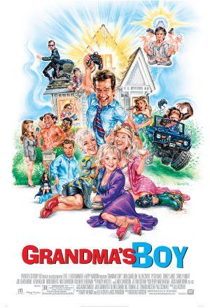 Grandma's Boy 2440x3576