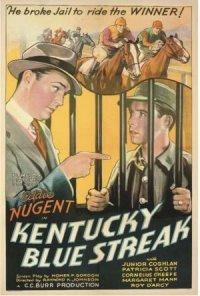 Kentucky Blue Streak poster