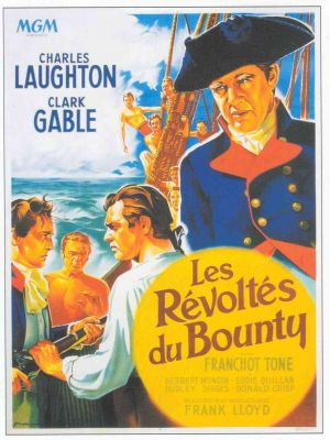 Mutiny on the Bounty 1001x1336