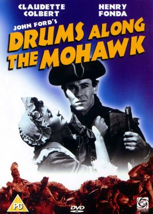 Drums Along the Mohawk Dvd cover