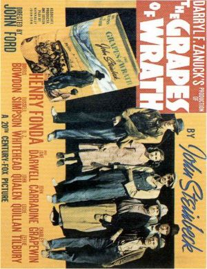 The Grapes of Wrath 770x1000